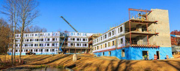 Keeping PSU Brandywine Dormitory on Track