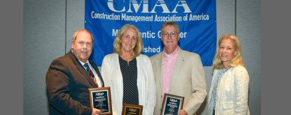 CMAA 2017 Project Achievement Award