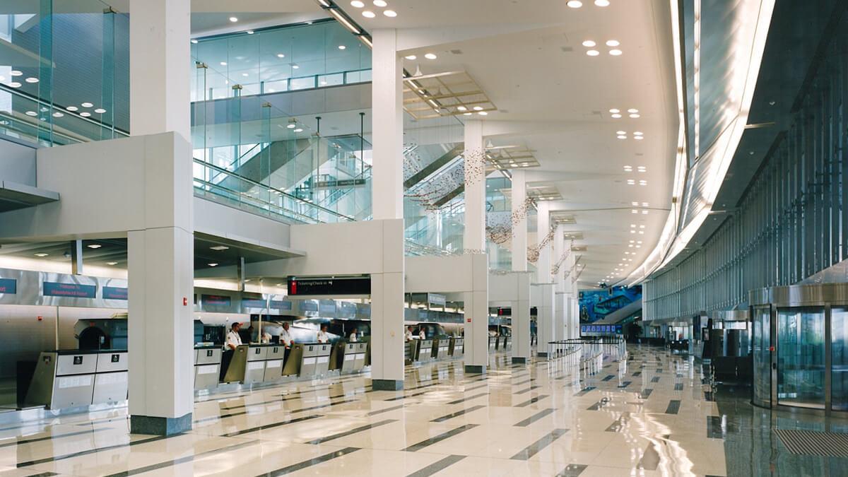 Philadelphia International Terminal A-West