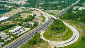 Route 29 All Electronic Toll Interchange