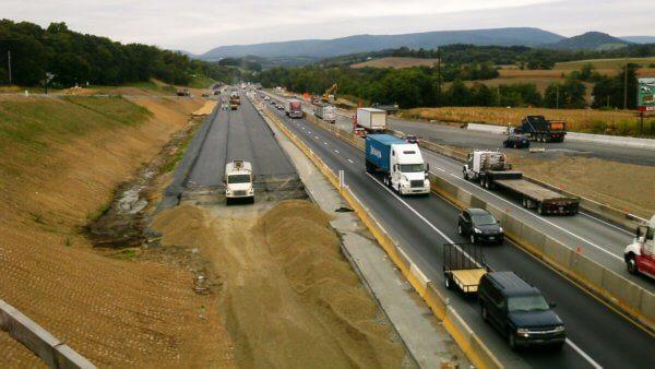 SR 78-13M, Krumsville Interchange